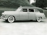 Dodge Wayfarer Ambulance by Weller 1952 wallpapers