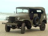 Dodge WC-23 Command Reconnaissance Car (T215) 1941–42 images