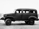 Dodge WC-10 Carryall (T207) 1941–42 images