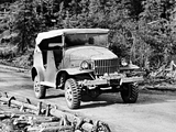 Dodge WC-7 Command Car (T207) 1941–42 photos