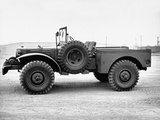 Dodge ¾ ton 4x4 Pilot Truck (T214) 1941 wallpapers