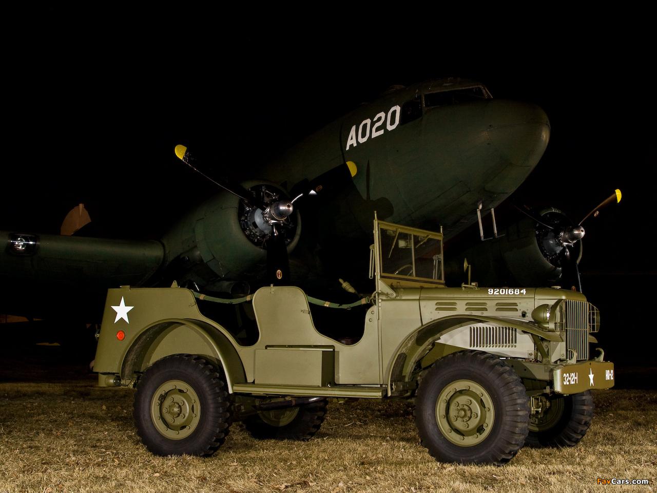 Dodge WC-56 Commander 1942–44 images (1280 x 960)