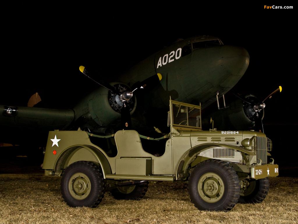 Dodge WC-56 Commander 1942–44 images (1024 x 768)