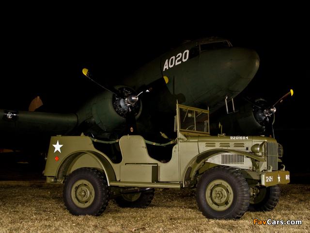 Dodge WC-56 Commander 1942–44 images (640 x 480)
