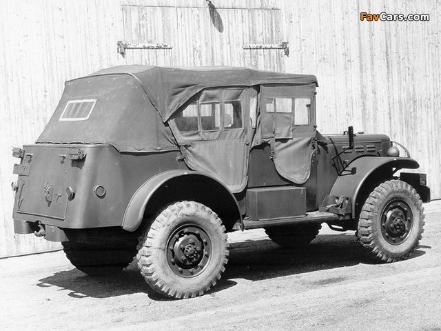 Dodge WC-56 Commander 1942–44 pictures (640 x 480)