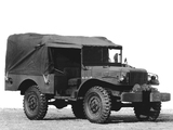 Dodge WC-52 (T214) 1942–45 wallpapers