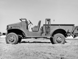 Images of Dodge WC-4 Open Cab Pickup (T207) 1941
