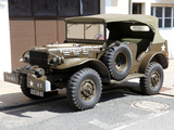 Photos of Dodge WC-57 Command Car 1942–44