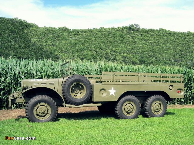Photos of Dodge WC-63 (T223) 1942–45 (640 x 480)