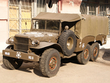 Photos of Dodge WC-62 1942–45