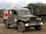 Photos of Dodge WC-54 Ambulance by Wayne (T214) 1942–44