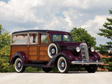 Dodge Westchester Suburban by U.S. Body & Forging Co. 1936 images