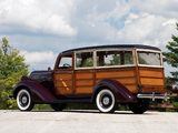 Dodge Westchester Suburban by U.S. Body & Forging Co. 1936 photos