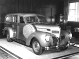 Dodge Westchester Suburban Station Wagon 1939 pictures