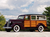 Photos of Dodge Westchester Suburban by U.S. Body & Forging Co. 1936
