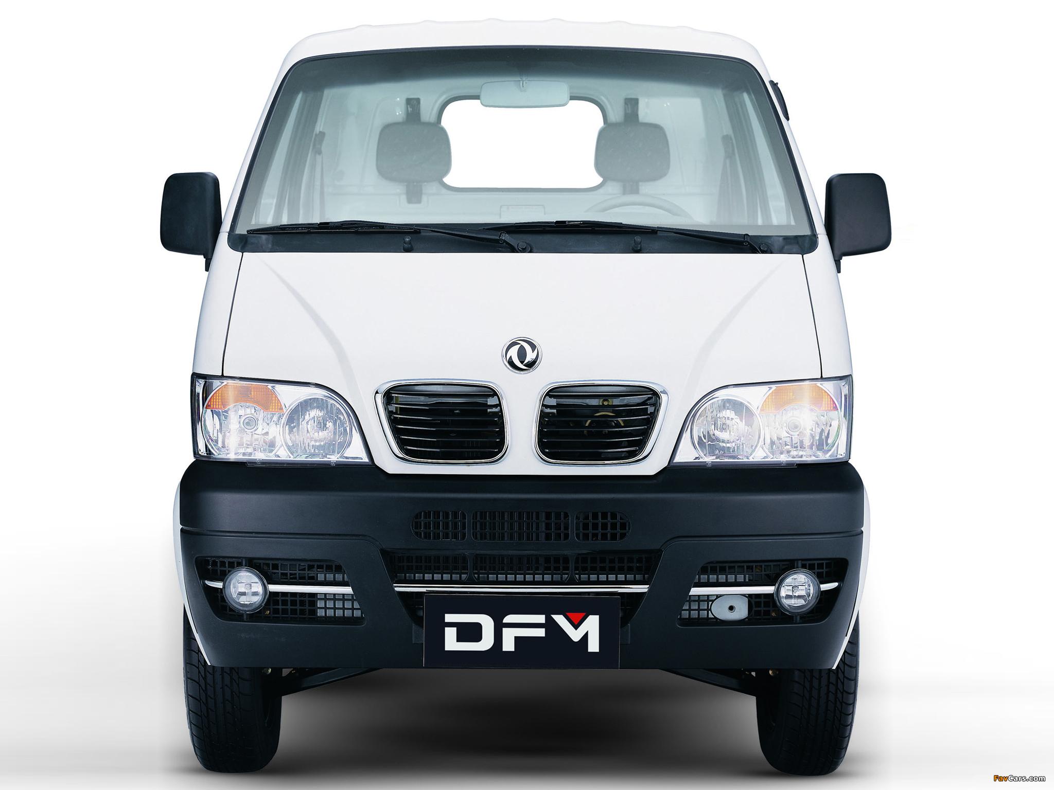 DongFeng Mini MPV Pickup (EQ1020TF) 2008 photos (2048 x 1536)