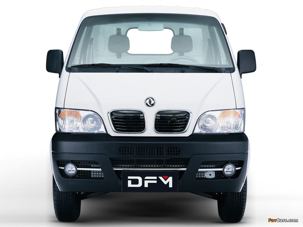 DongFeng Mini MPV Pickup (EQ1020TF) 2008 photos (1024 x 768)