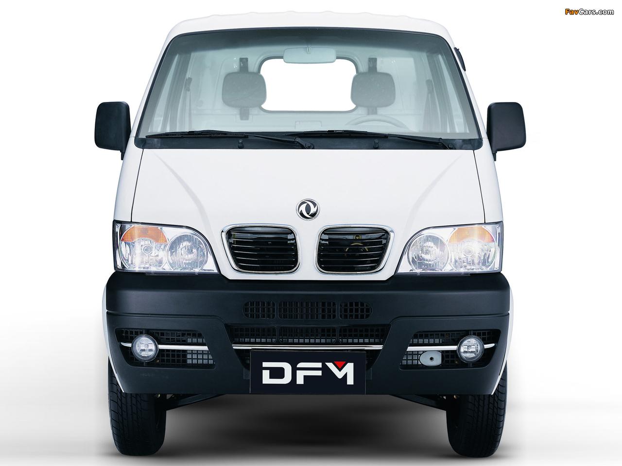 DongFeng Mini MPV Pickup (EQ1020TF) 2008 photos (1280 x 960)