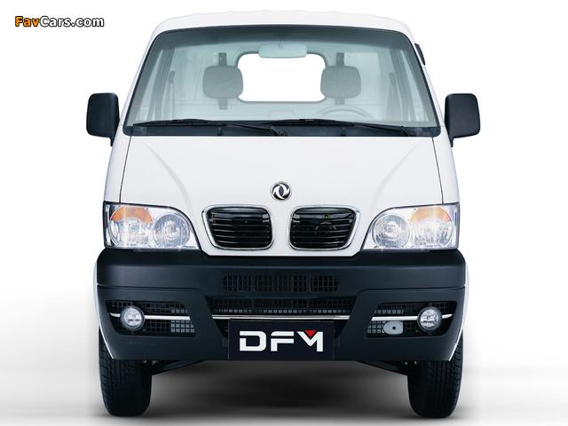 DongFeng Mini MPV Pickup (EQ1020TF) 2008 photos (640 x 480)