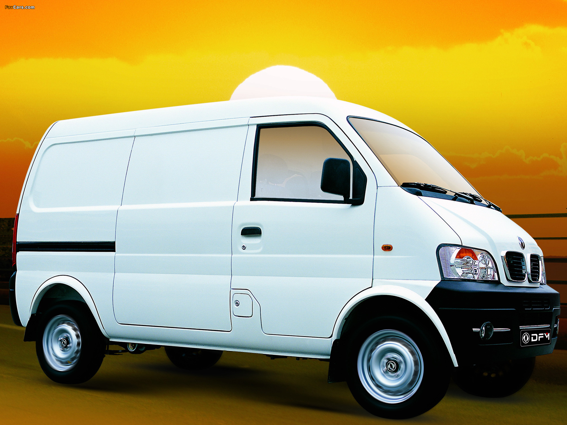 Images of DongFeng Mini MPV Van (EQ5021XX) 2008 (1920 x 1440)