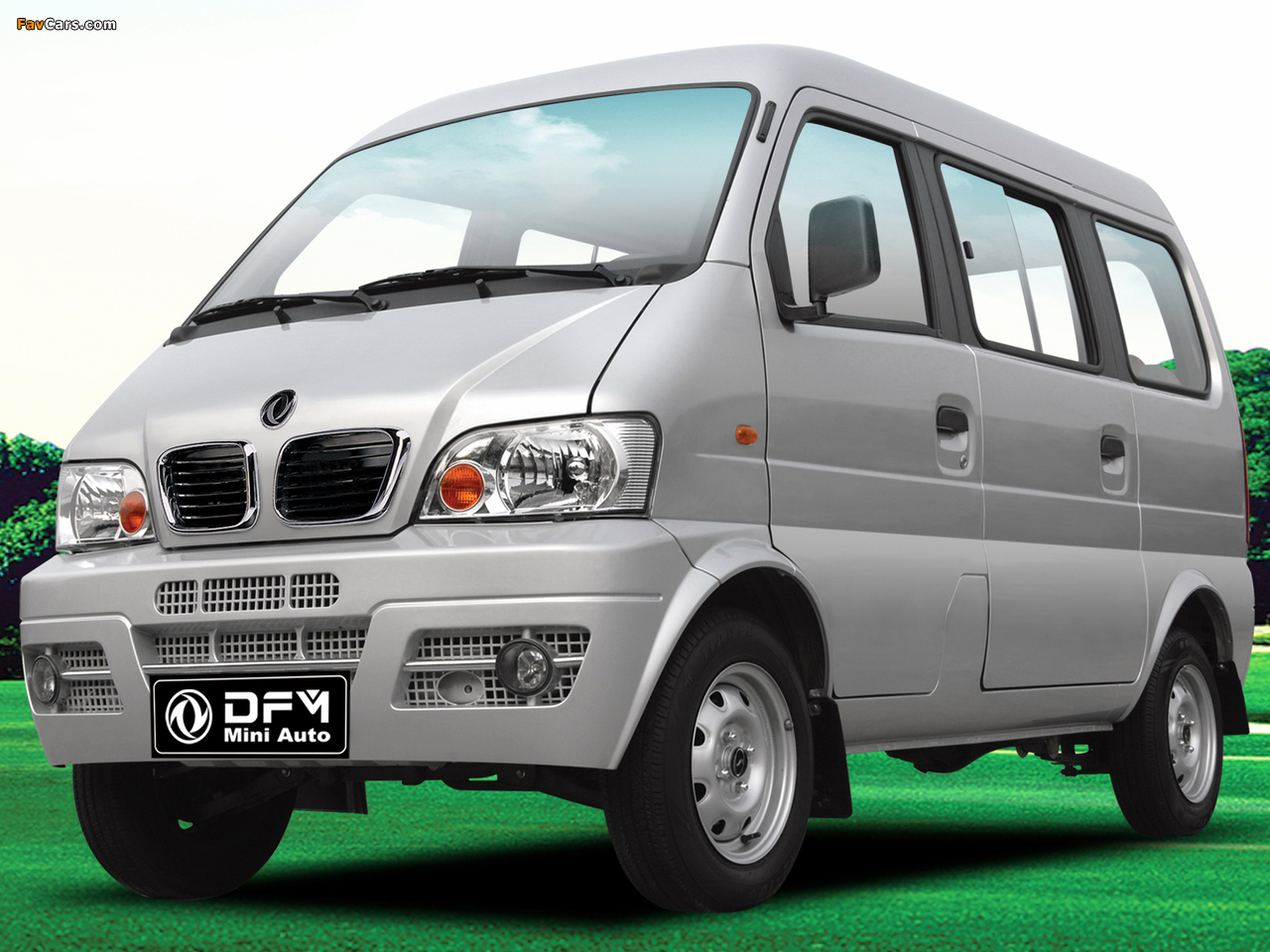 Pictures of DongFeng Mini MPV (EQ6360LF) 2008 (1280 x 960)