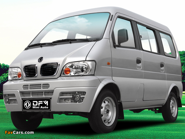 Pictures of DongFeng Mini MPV (EQ6360LF) 2008 (640 x 480)