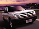 DongFeng Rich Pickup (ZN1021) 2006 wallpapers