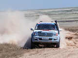 Dongfeng Rich Silk Way Rally 2016 pictures