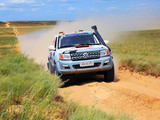 Photos of Dongfeng Rich Silk Way Rally 2016