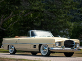 Pictures of Dual-Ghia Convertible 1957