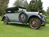 Pictures of Duesenberg A Touring 1923