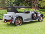 Duesenberg A Touring 1923 wallpapers