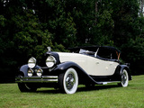 Pictures of DuPont Model H Merrimac Sport Phaeton 1931