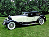 DuPont Model H Merrimac Sport Phaeton 1931 wallpapers