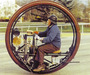 Photos of Edison-Punton Monowheel (1910)