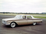 Pictures of Edsel Ranger 4-door Sedan 1959