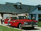 Edsel Villager 1959 images