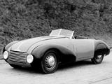 Pictures of EMW 340/1 Sportwagen Prototyp 1949