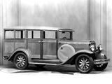 Essex Super Six Depot Station Wagon 1930– wallpapers