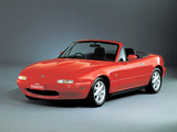 Eunos Roadster (NA6CE) 1989–91 photos