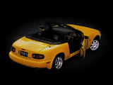 Photos of Eunos Roadster J Limited II (NA8C) 1994