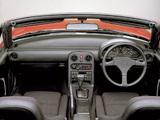 Pictures of Eunos Roadster (NA6CE) 1989–91