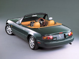 Pictures of Eunos Roadster V Special (NA6CE) 1990–91