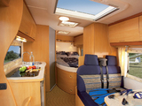 Eura Mobil Profila T based on Ford Transit 2008 wallpapers