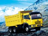 FAW J5P 6x4 Dump Truck 2004–07 photos