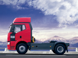 FAW J6 4x2 Tractor 2007 wallpapers