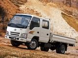 Jiefang 501 Double Cab (J3360) 2010 pictures