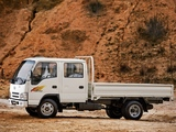 Jiefang 501 Double Cab (J3360) 2010 wallpapers
