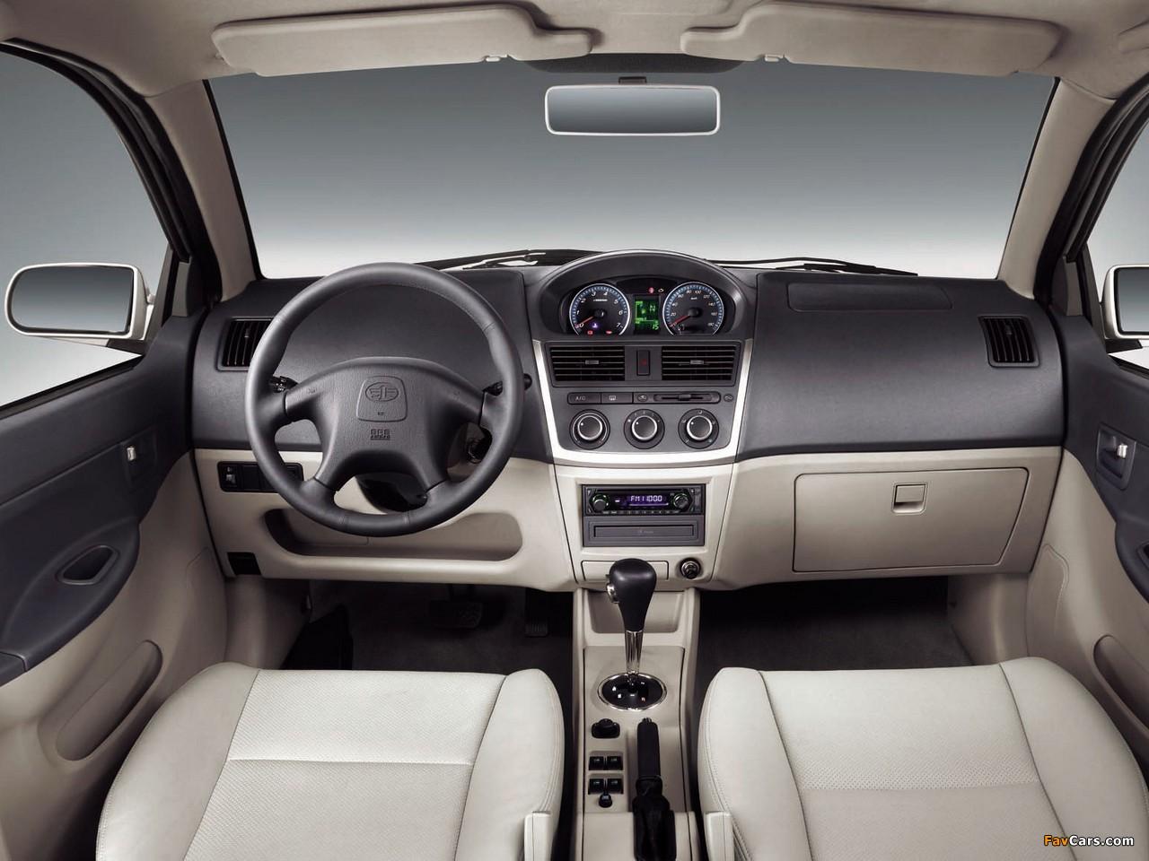 Pictures of FAW Vita Sedan 2008 (1280 x 960)
