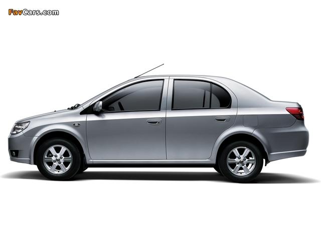 FAW Vita Sedan 2008 wallpapers (640 x 480)